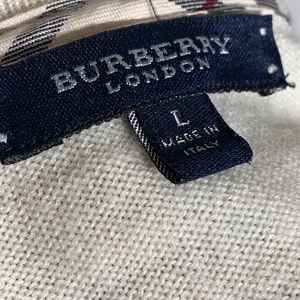 Burberry Tops - Burberry Wool Button-Up